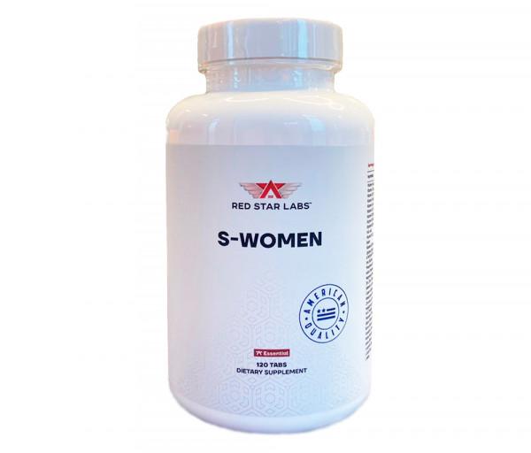 S-Women 120 tabs
