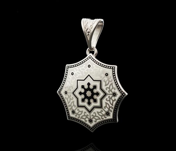 Կախազարդ էմալով Tevos Jewelry