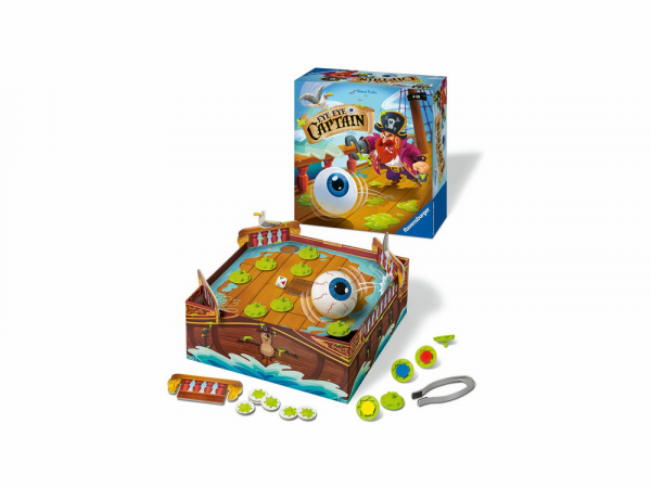 Ravensburger Սեղանի Խաղ ''Eye Eye Captain''