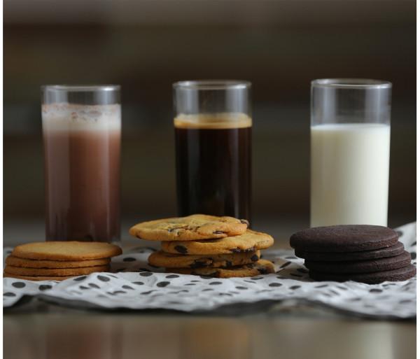 Շոկոլադով թխվածքաբլիթ Crumbs