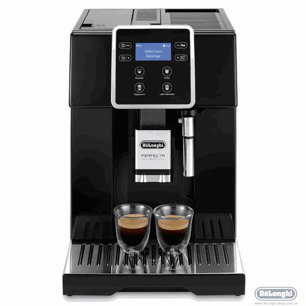 Սուրճի մեքենա Delonghi ESAM420.40.B