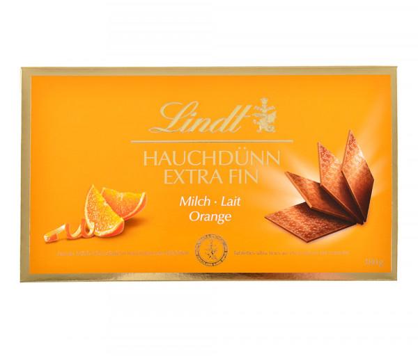 Շոկոլադ «Lindt» նարնջով 125գ