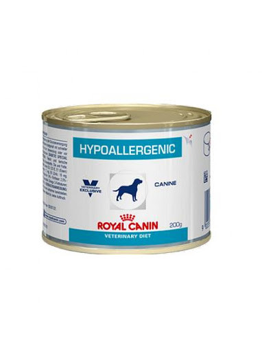 Շան խոնավ կեր Hypoallergenic 195 գ