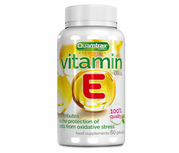 Vitamin E 60 caps
