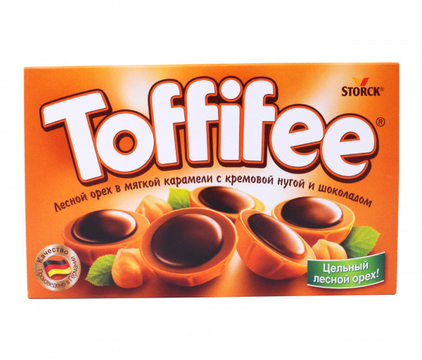 Տոֆֆիֆֆի Շոկոլադե կոնֆետների հավաքածու 125գ