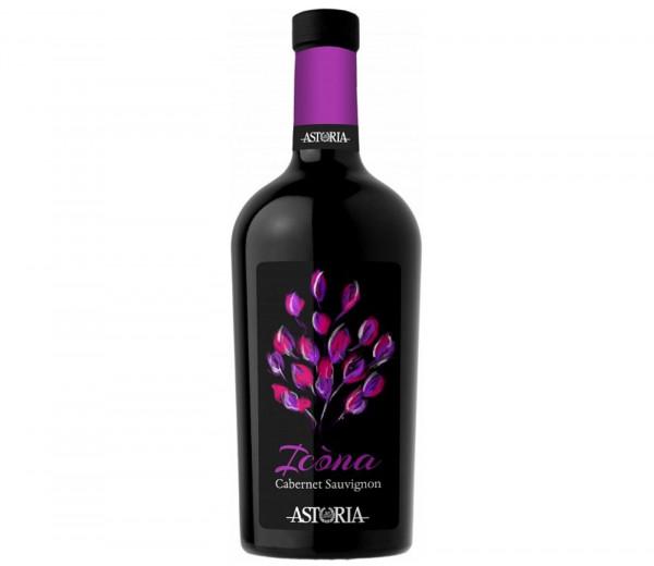 """Գինի ASTORIA """"ICONA"""" Cabernet Sauvignon 2015 (կարմիր, չոր) 0.75 լ"""
