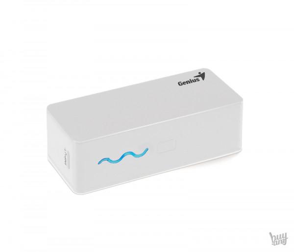 Լիցքավորիչ սարք Genius ECO-U261, 2600mAh, White