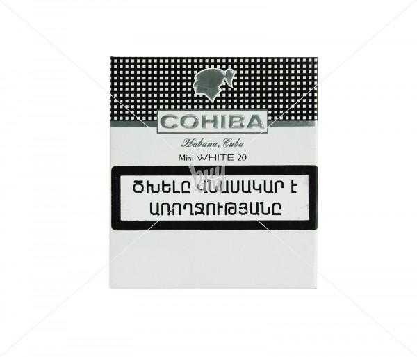 Սիգարիլաներ Cohiba White Mini 20