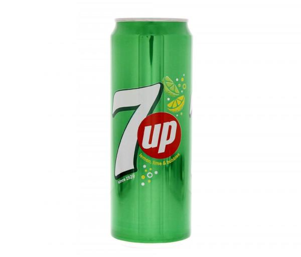 Զովացուցիչ ըմպելիք «7up» 0.33լ
