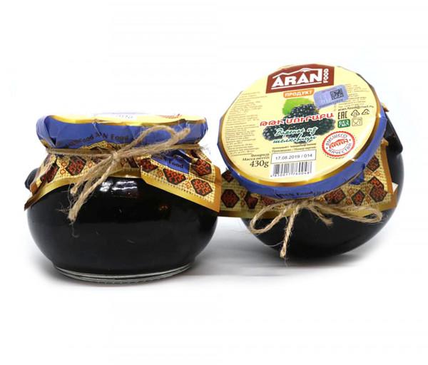 Mulberry jam «ARAN Food» 430g
