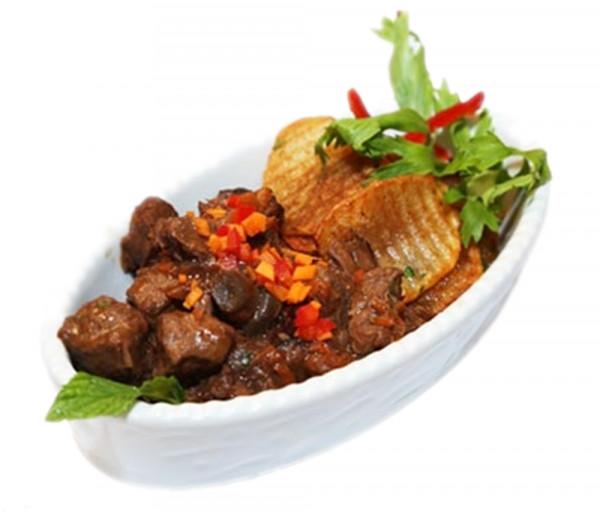 Բուրգունդյան միս Կաֆե Ցենտրալ