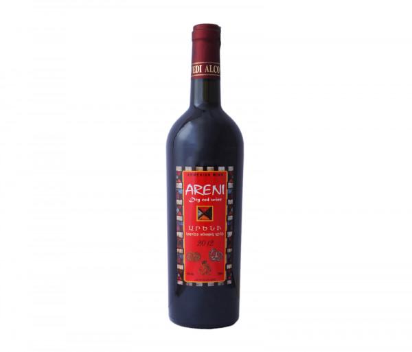 Վեդի Ալկո Արենի Կարմիր անապակ գինի 0.75լ