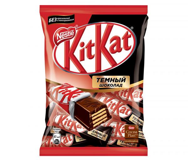 Կիտ Կատ Վաֆլի մուգ շոկոլադով 169գ