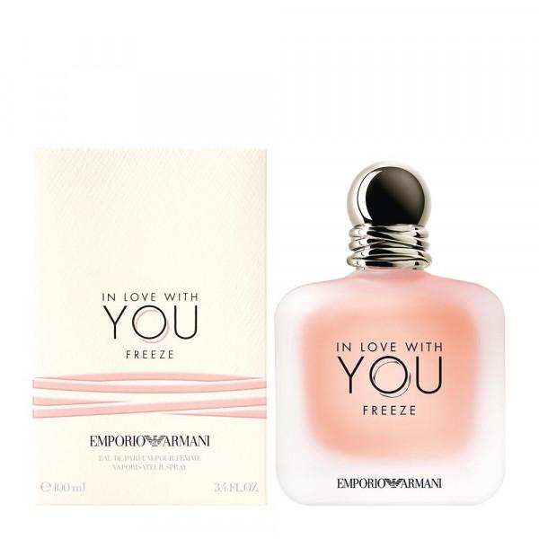 Կանացի օծանելիք Emporio Armani In Love With You Freeze Eau De Parfum 30 մլ