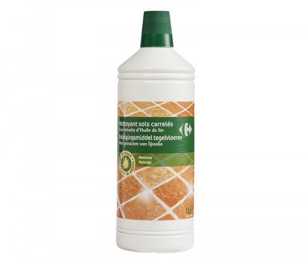 Քարֆուր Հատակ մաքրող հեղուկ Կտավատի Յուղով 1լ