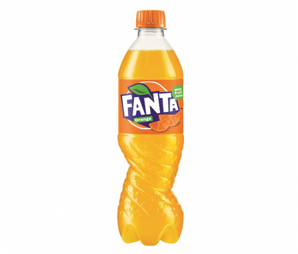 Զովացուցիչ ըմպելիք «Fanta» 0.5լ