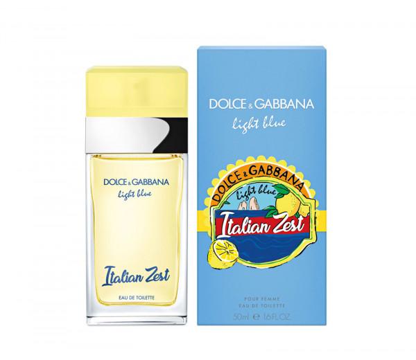 Կանացի օծանելիք «Light Blue» 100մլ Dolce & Gabbana