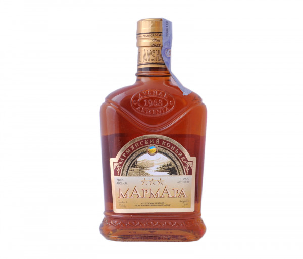 Avshar Brandy Marmara 3Y 0.25l