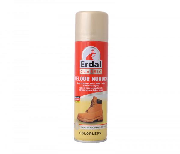 Erdal Spray Nubuck & Velour Care Colorless 250ml