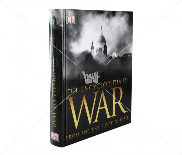 Գիրք «War» Նոյյան Տապան