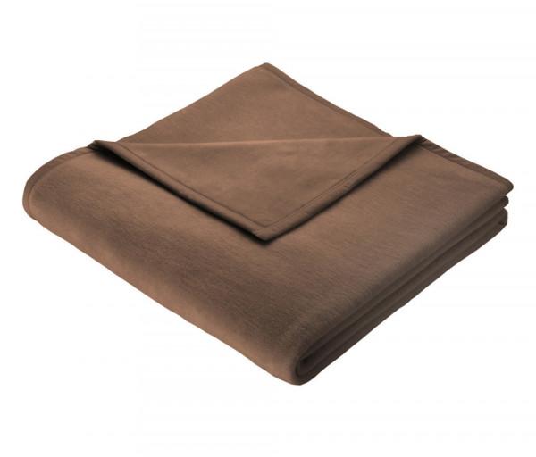 Պլեդ Biederlack, 150x200սմ, շոկոլադ, բամբակ