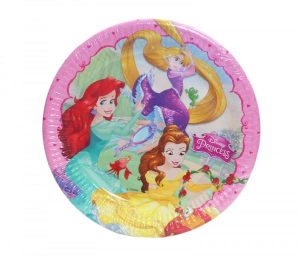 Ափսեներ «Disney Princess» (8 հատ)