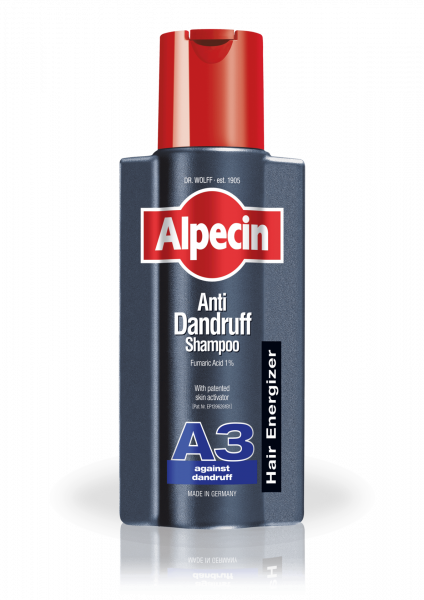 Alpecin A3 թեփի դեմ
