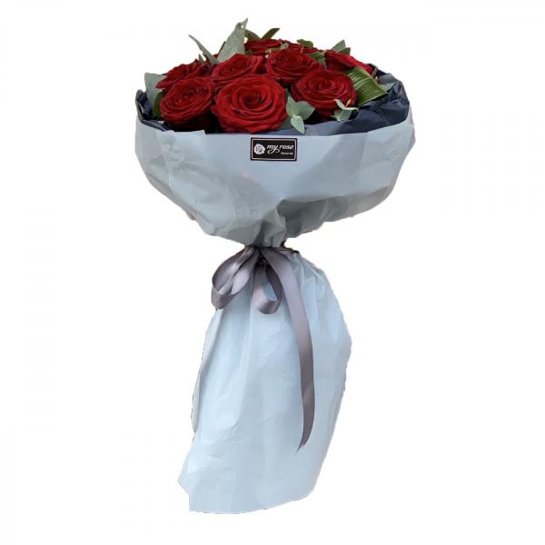 Ծաղկեփունջ «Enamorado» My Rose