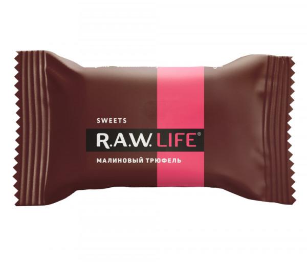 R.A.W. Life Raspberry truffle 18g