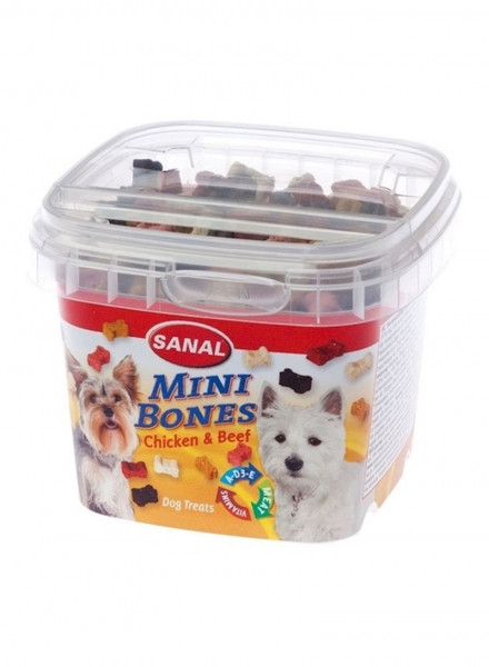 Հավելյալ կեր Sanal Mini Bones 100գ