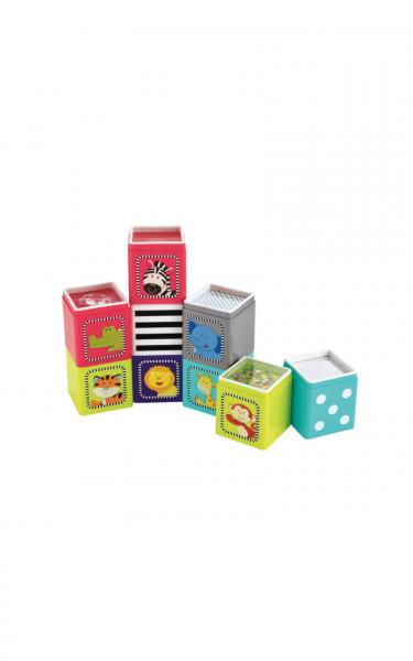 Խաղալիք կախարդական խորանարդներ, տարիքը՝ 18-36 ամսական 147703EL