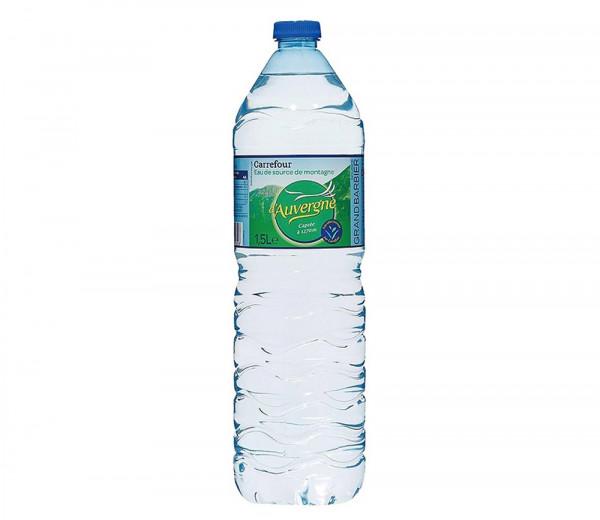 Քարֆուր Աղբյուրի ջուր Ավերնե 1.5լ