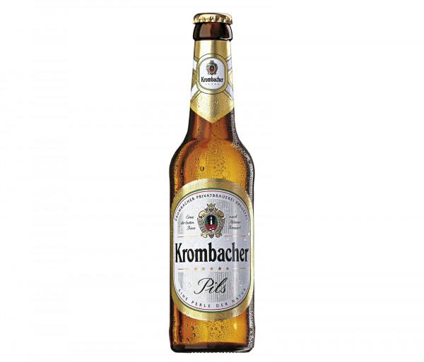 Գարեջուր «Krombacher» 0.33լ