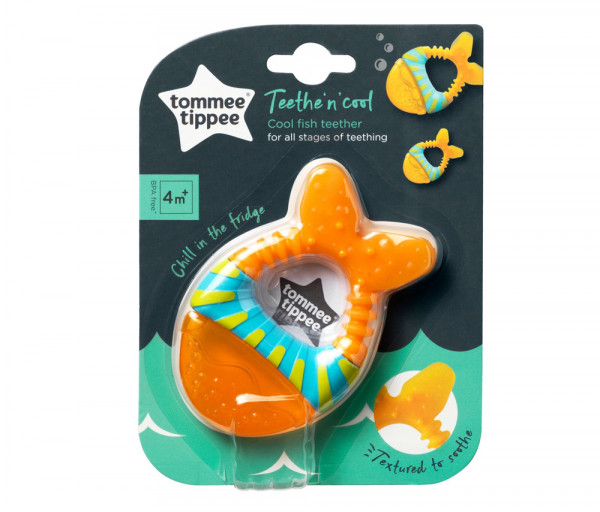 Կրծիչ խաղալիք-ձկնիկ, 4+ ամսական 536472TT