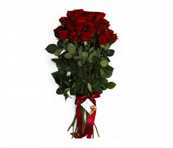 Bouquet of 25 red roses Anahit