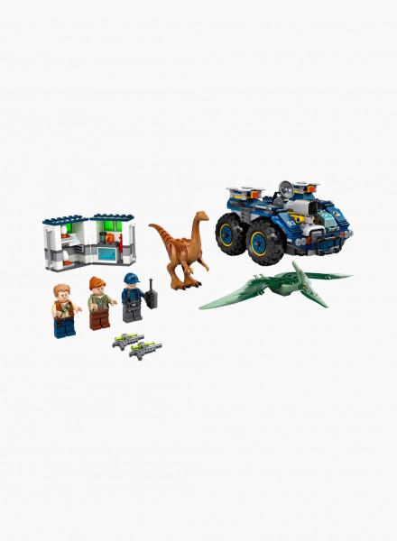 Կառուցողական խաղ Jurassic World «Գալլիմիմուսի և պտերանոդոնի փախուստը»