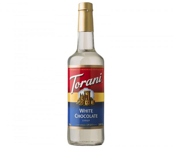 Օշարակ Torani White Chocolate (Chocolate Bianco) 0.75 լ