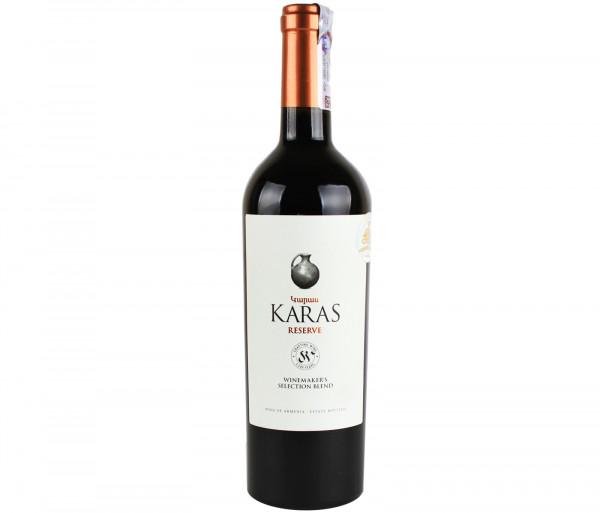 Գինի «Karas Reserve» (կարմիր, չոր) 0.75լ
