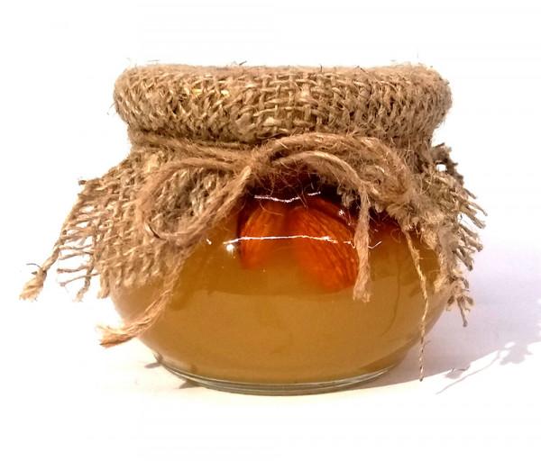 Մեղր՝ նուշով 450գ
