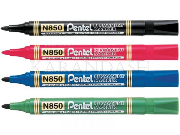 Մարկեր պերմանենտ Pentel N850
