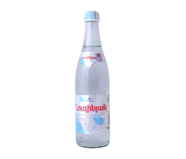 Լուզինյան Հանքային գազավորված ջուր 0.5լ
