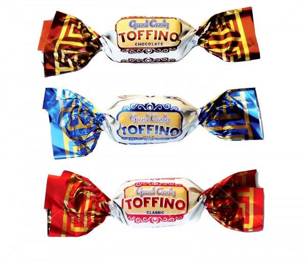 Շոկոլադապատ իրիս «Տոֆֆինո» Grand Candy
