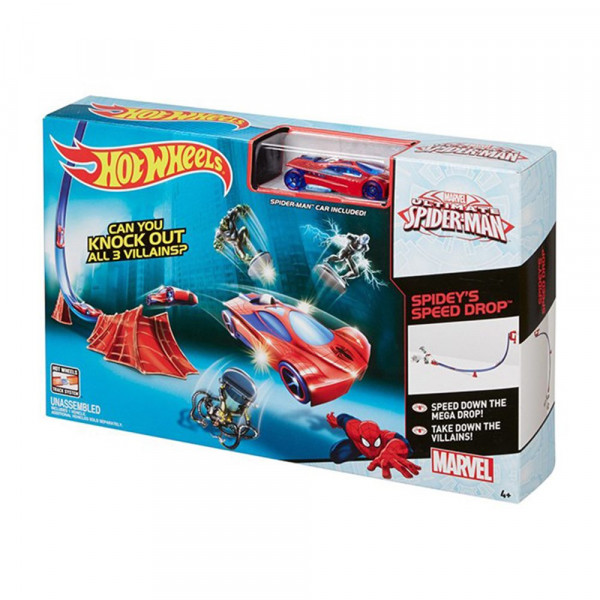 Կերպարային մեքենաներ «Marvel» Hot Wheels (1 հատ)
