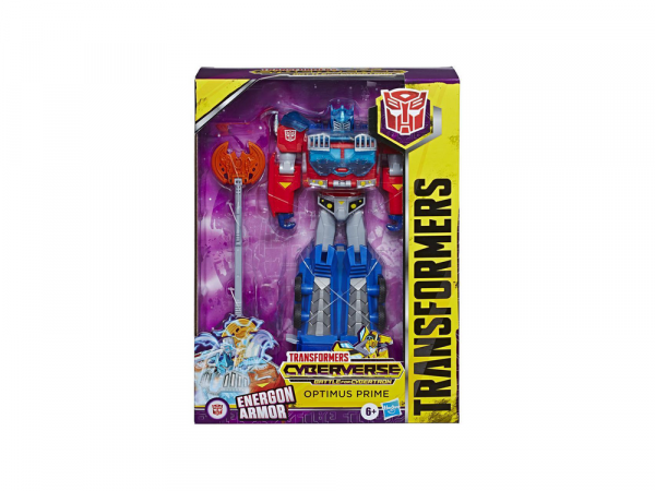 Hasbro Տրանսֆորմեր Cyberverse Ultimate Class «Optimus Prime»