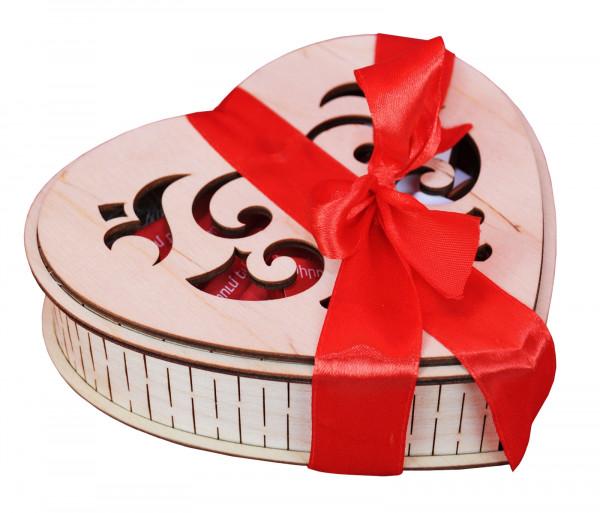 Շոկոլադե սալիկների հավաքածու 100գ Gourmet Dourme
