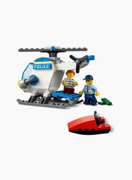 Կառուցողական խաղ City «Ոստիկանական ուղղաթիռ»