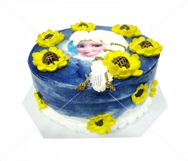 Տորթ «Ֆրոզեն» Kalabok Cake