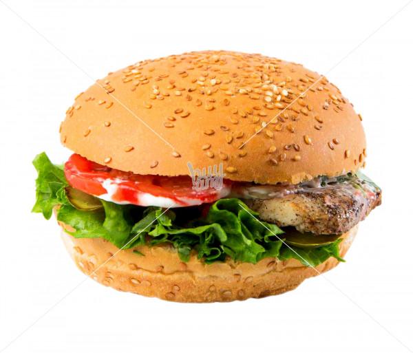 Համբուրգեր փափկամսով Queen Burger
