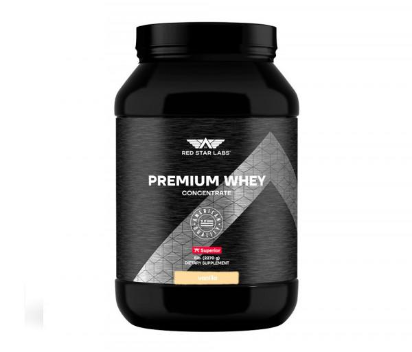 Premium Whey Concentrate 2270g Vanilla