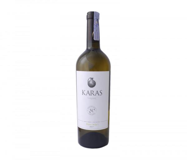 Կարաս Արմավիր Սպիտակ գինի 0.75լ